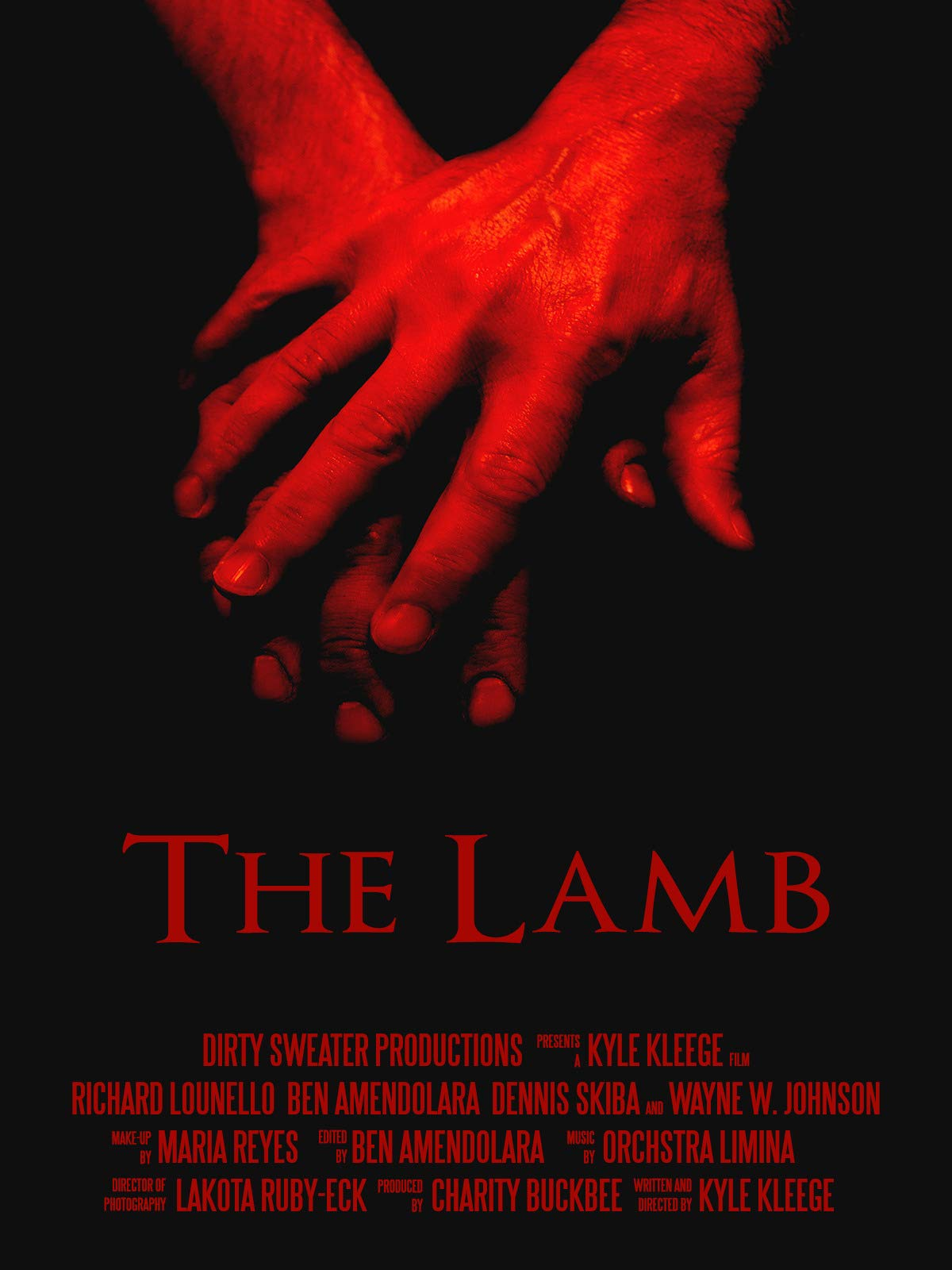 The Lamb on Amazon Prime Video UK