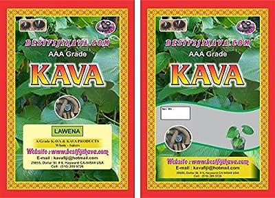AAA Grade Kava Powder- Lawena 2x 1 LB-16 ozs
