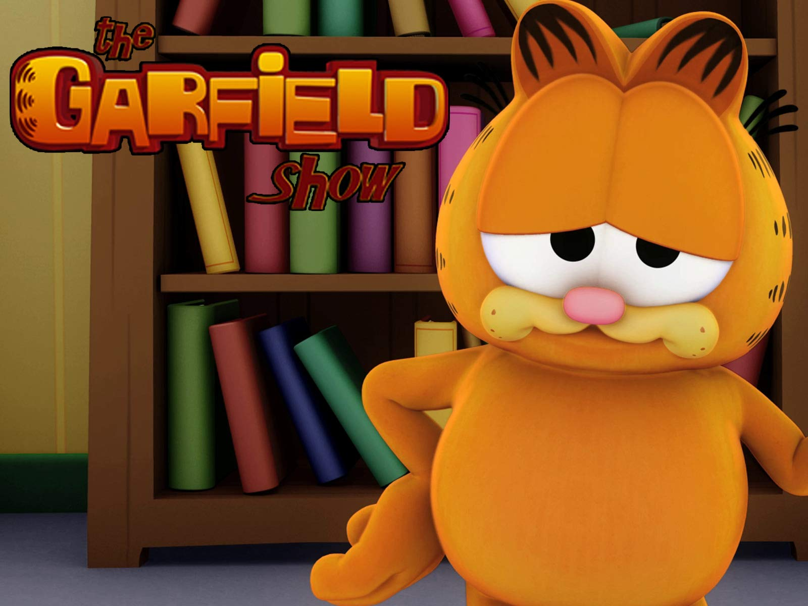 The Garfield Show on Amazon Prime Video UK