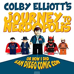 Journey to Nerdopolis Audiobook