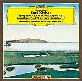 ニールセン:交響曲第3番「広がりの交響曲」&4番「不滅」