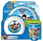 Spearmark Paw Patrol Tumbler/Bowl and...