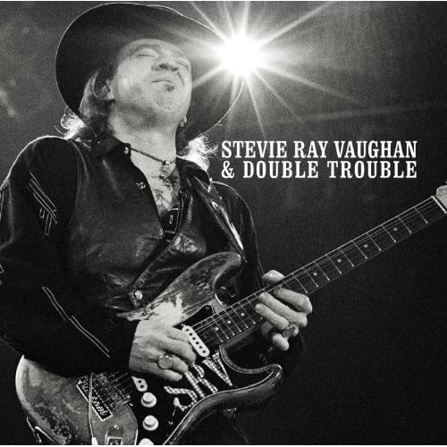 the real deal greatest hits volume 1 stevie ray vaughan double trouble. Black Bedroom Furniture Sets. Home Design Ideas
