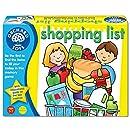 """Orchard Toys -  Jeu de Liste de Courses """"Shopping List"""" - Langue Anglaise - Langue: anglais"""