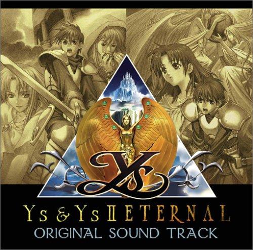 オリジナルサウンドトラック イース&イースII エターナル