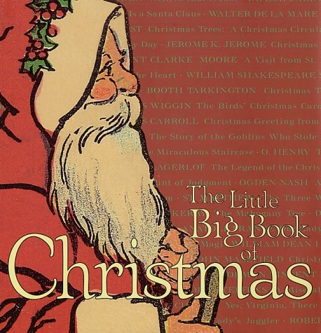 The Little Big Book of Christmas (Hardcover)
