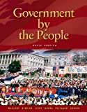 Government By the People, Basic Version (21st Edition) (0131921584) by Magleby, David B.