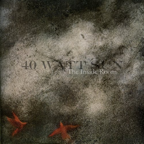Inside Room by 40 Watt Sun (2011) Audio CD