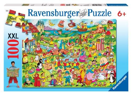 Ravensburger Fairy Tales - 100 Piece Puzzle