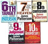 James Patterson Womens Murder Club Collection 5 Book Set (6 to 10)