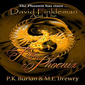 David Finkleman and the Fire of the Phoenix Audiobook