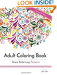 'Adult Coloring Book: Stress Relieving...' from the web at 'http://ecx.images-amazon.com/images/I/61DETogR%2bIL._SL160_PIsitb-sticker-arrow-dp,TopRight,12,-18_SH30_OU01_SL150_.jpg'