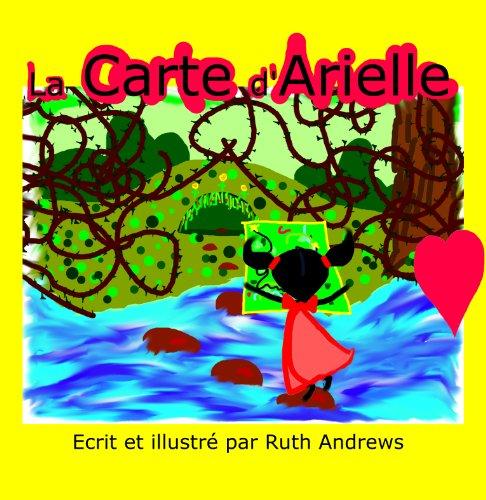 Couverture du livre La Carte d'Arielle