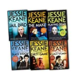 Jessie Keane collection 6 Books set. (The Make, Playing dead, scarlet women, dirty game, black widow and jail bird)