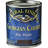 General Finishes GCH Gel Stain, 1/2 pint, Georgian Cherry
