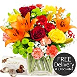 FRIENDSHIP BOUQUET - Exclusive Bouquets & Fresh Flowers for by Eden4flowers