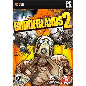 Borderlands 2 PC Video Game