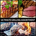 Ultimate Grilling Assortment - Includes Steaks, Burgers, and Chicken - Chicago Steak Company - ASSRT401