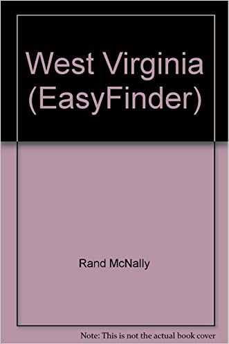 Rand McNally West Virginia Easyfinder Map written by Rand McNally and Company
