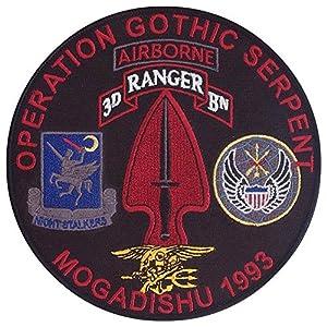 Amazon.com: Somalia - Mogadishu - Operation Gothic Serpent