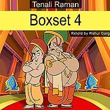 Tenali Raman: Box Set 4   Livre audio Auteur(s) : Rahul Garg Narrateur(s) : John Howks