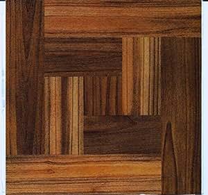 D c fix dalles de sol en vinyle autocollant de haute qualit motif carr de b - Sol vinyle autocollant ...