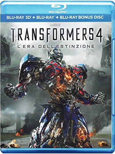 Transformers 4 - L'Era Dell'Estinzione(2D+3D) [3D Blu-ray] [IT Import]Transformers 4 - L'Era Dell'Estinzione(2D+3D) [3D Blu-ray] [IT Import]