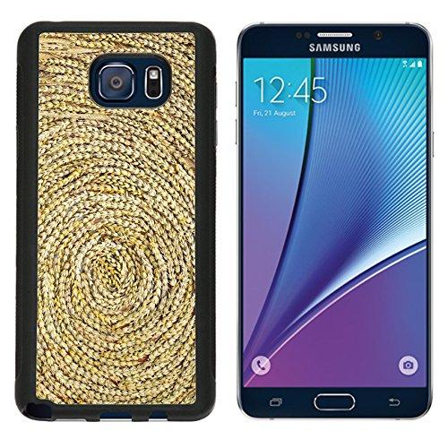 msd-premium-samsung-galaxy-note-5-aluminum-backplate-bumper-snap-case-a-golden-weed-weave-art-in-aut