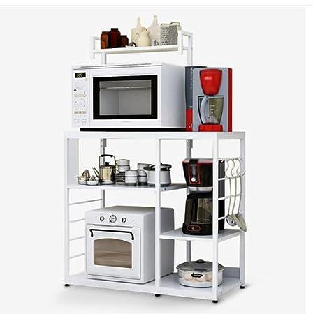 estable Estante de la cocina Estante eléctrico del horno de microonda Estantes eléctricos Estantes de la cocina Estante de almacenaje Simple y elegante