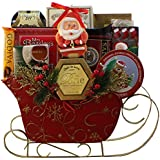 Art of Appreciation Gift Baskets Dashingly Delicious Christmas Holiday Gift Basket