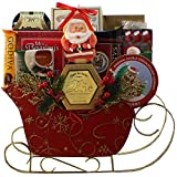 Art of Appreciation Gift Baskets Dashingly Delicious Christmas Holiday Gift Basket