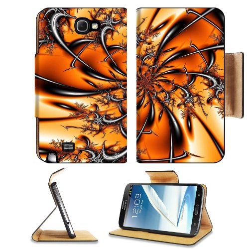 Pattern Abstract Picture Samsung Galaxy Note 2 N7100 Flip Case Stand Magnetic Cover Open Ports Customized Made To Order Support Ready Premium Deluxe Pu Leather 6 1/16 Inch (154Mm) X 3 5/16 Inch (84Mm) X 9/16 Inch (14Mm) Liil Note Cover Professional Note2 front-917328