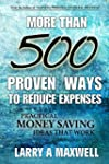 More Than 500 Proven Ways to Reduce E...