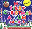 My First Christmas Album [CD + DVD]