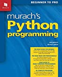 img - for Murach's Python Programming book / textbook / text book