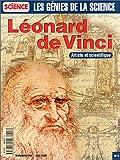 echange, troc Collectif - Les génies de la science, numéro 3 : Léonard de Vinci