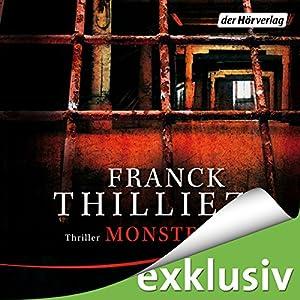 Monster (       ungekürzt) von Franck Thilliez Gesprochen von: Thomas M. Meinhardt