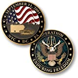 September 11 - Operation Enduring Freedom Challenge Coin