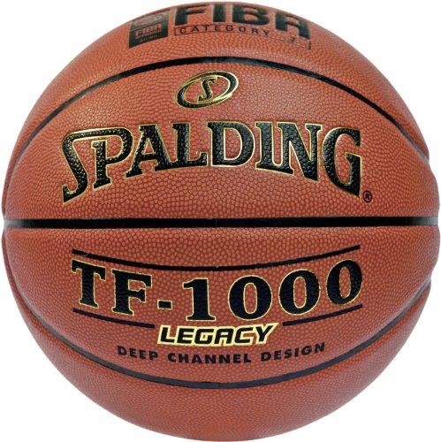 Spalding - Pallone da basketball RF 1000 Legacy, colore: Arancione