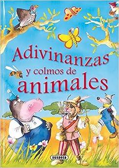 Adivinanzas y colmos de animales / Animal riddles and Jokes (Spanish