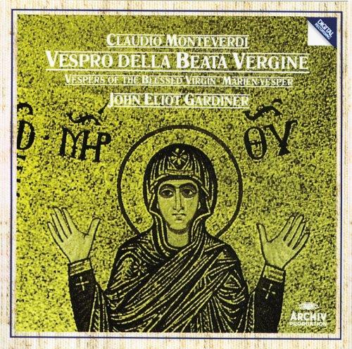 Monteverdi: Vespro della Beata Vergine - Pulchra es a 2