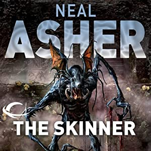 The Skinner: The Spatterjay Series: Book 1 | [Neal Asher]