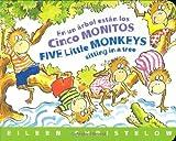 Eileen Christelow En un Arbol Estan los Cinco Monitos / Five Little Monkeys Sitting In A Tree