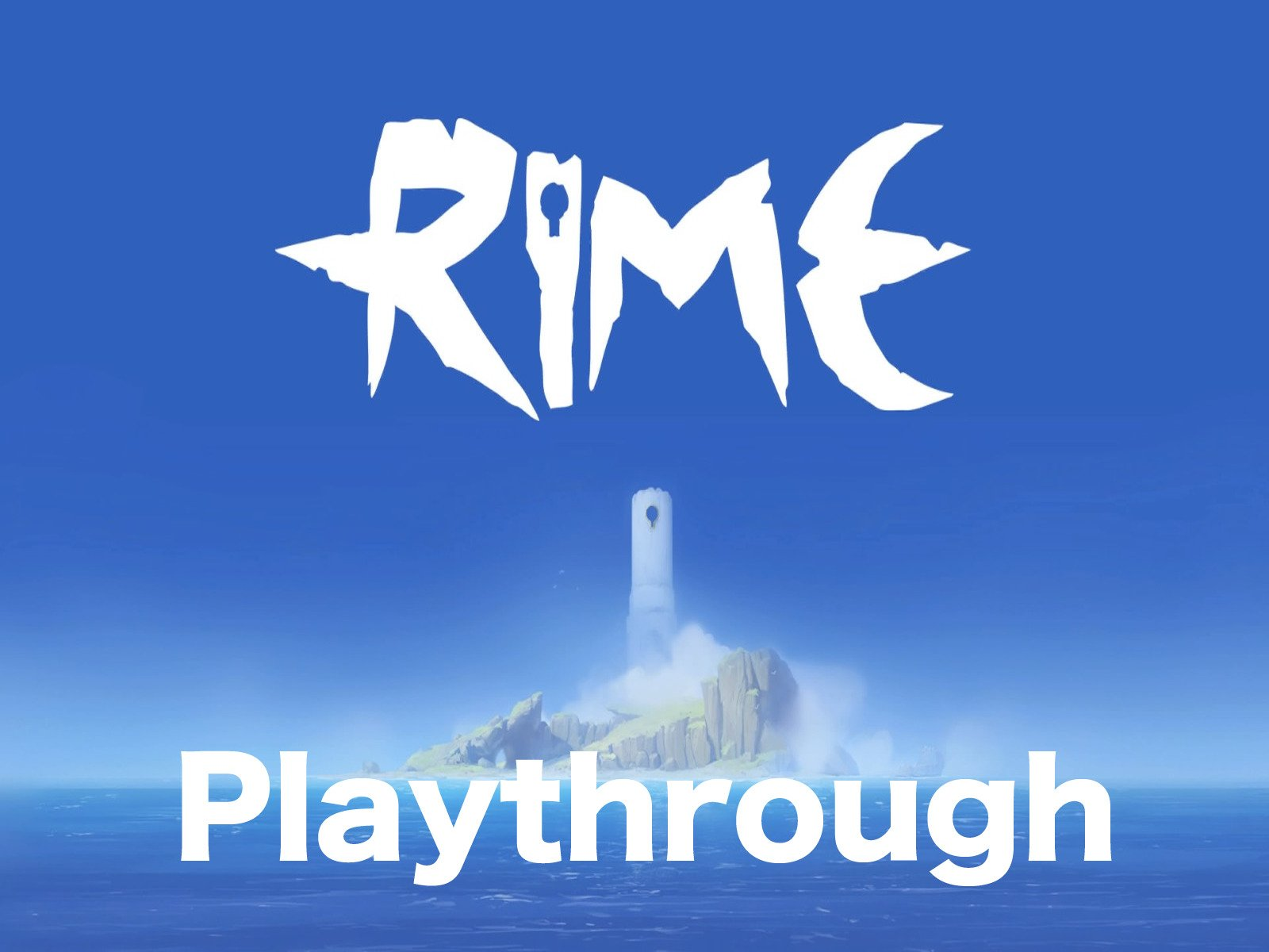 Rime Playthrough on Amazon Prime Instant Video UK