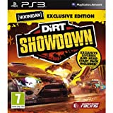 Dirt Showdown (PS3): Hoonigan Exclusive Edition - Exclusive Liveries and Head Start Pack Included + Bonus Features