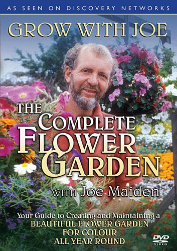 Grow With Joe - The Complete Flower Garden With Joe Maiden [DVD] [1995] [NTSC]