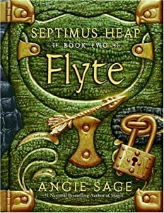 Cover of &quot;Flyte (Septimus Heap, Book 2)&quot;