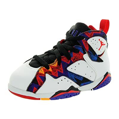 Nike Jordan Toddlers Air Jordan 7 Retro BT Basketball Shoe