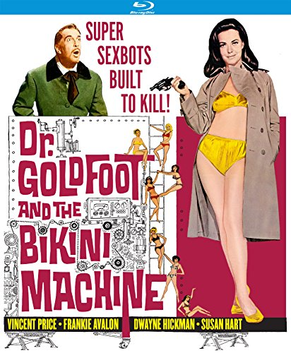 Dr. Goldfoot and the Bikini Machine [Blu-ray]