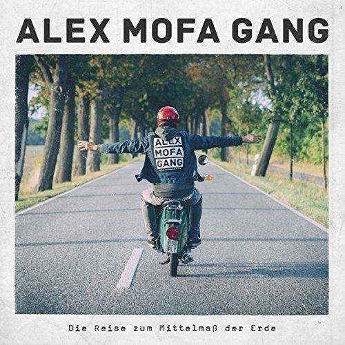Die Reise Zum Mittelmas Der Erde by Alex Mofa Gang